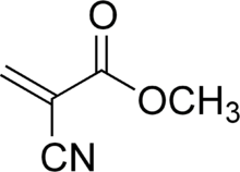 220px-Cyanoacrylate_structure.png