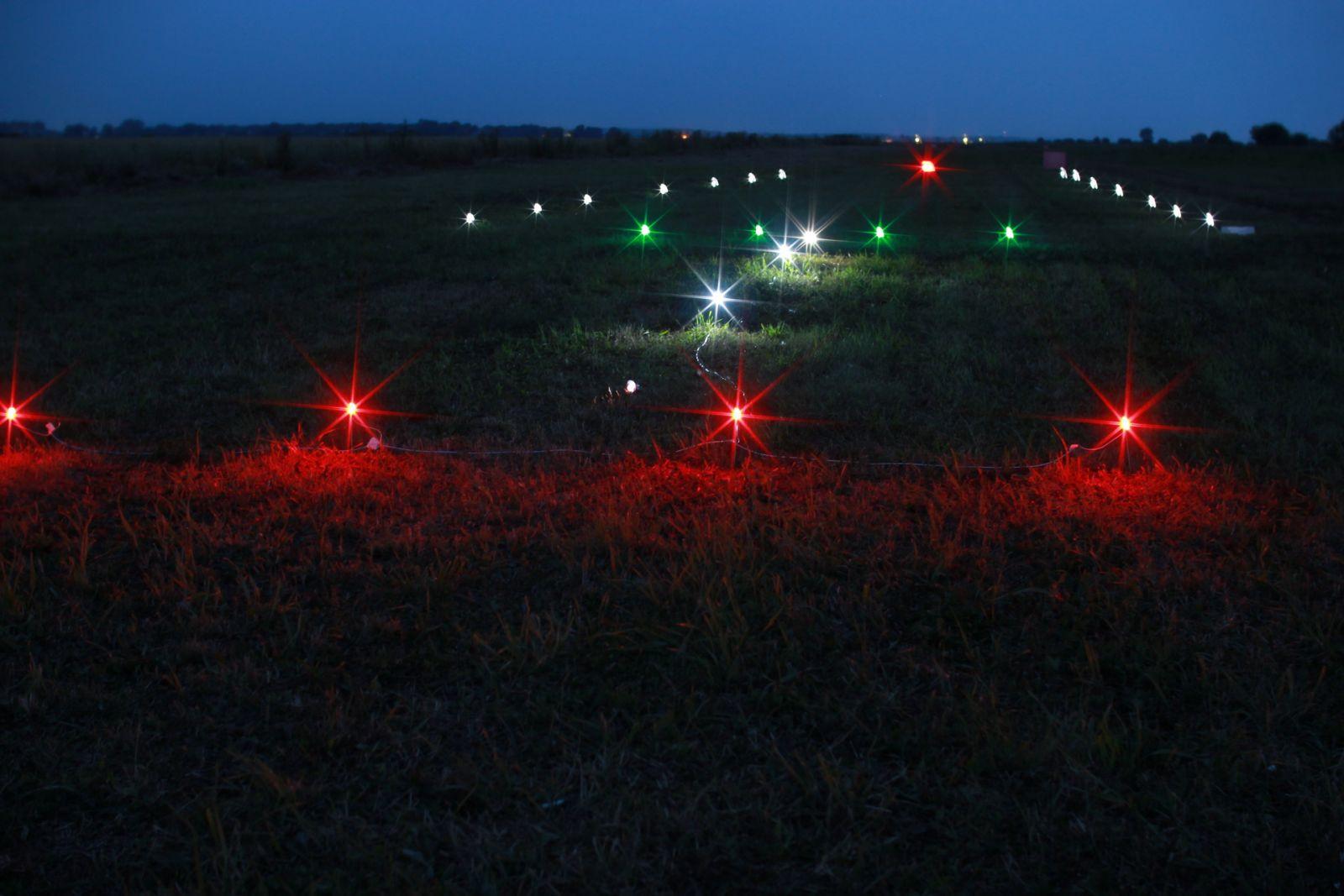 Ночная взлетка от Егора на FPV фестивале