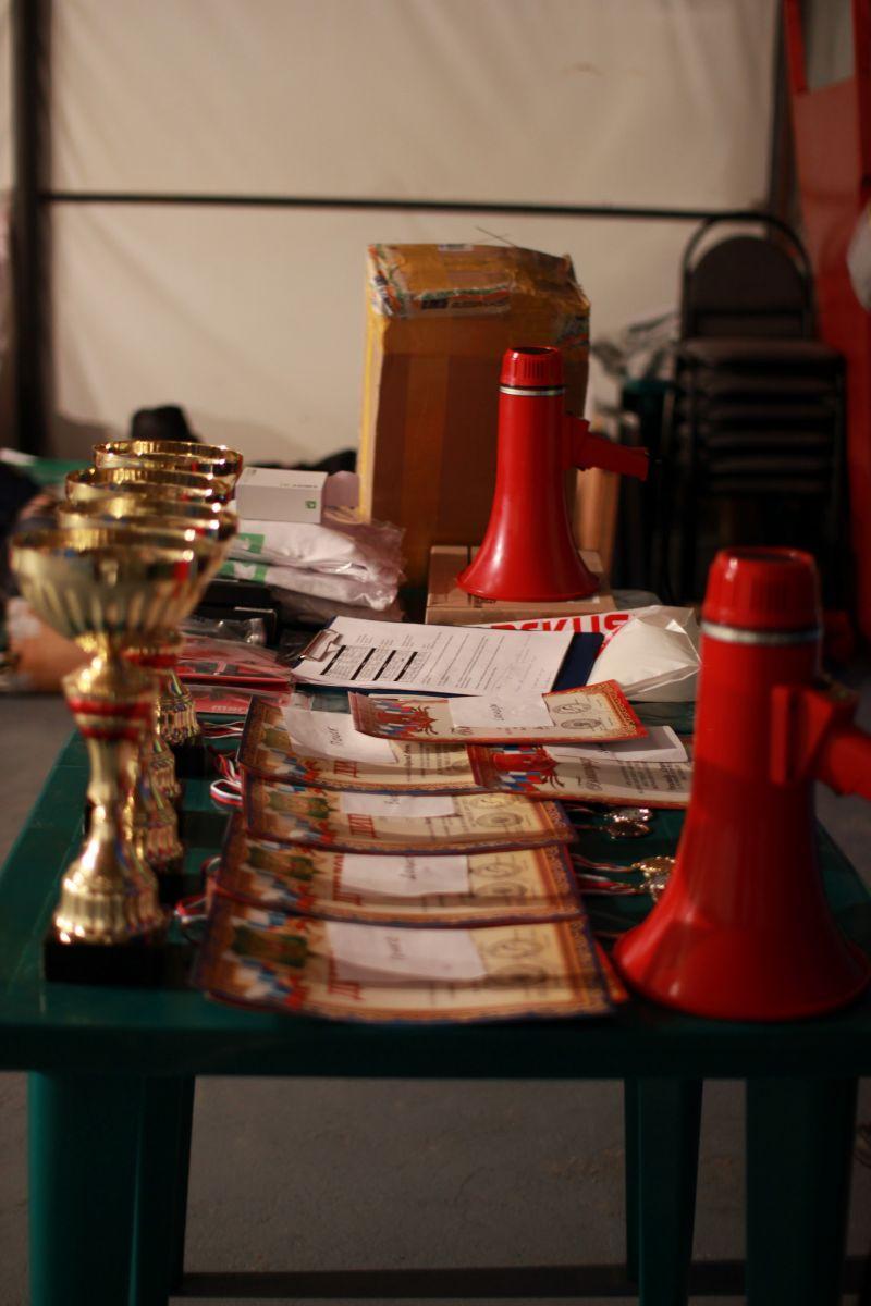 Призы победителей FPV фестиваля 2012