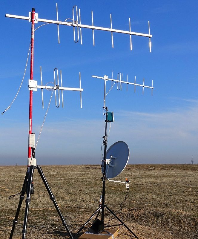 Uda-Yagi LPD For test
